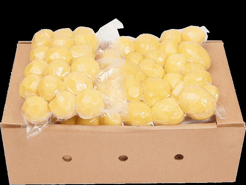 Картофель в вакуумной упаковке